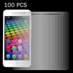 100 PCS Lenovo S90 / Z2 0.26mm 9H Surface Hardness 2.5D Explosion-proof Tempered Glass Screen Film