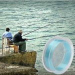 100m Extra Strong 0.8# 0.14mm 4.7kg Power USA Fishing Line (Baby Blue)