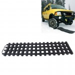High Density Silicone Car Emergency Rescue Caterpillar Chain Track for Mud Sand Snow Trap