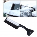 2 in 1 Car High-strength Scalable Snow Shovel with Snow Frost Broom Brush And Ice Scraper