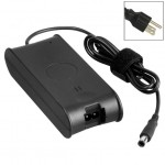 US Plug AC Adapter 19.5V 4.62A 90W for Dell Notebook, Output Tips: 7.4x5.0mm