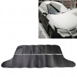 Full Windshield Snow Cover for Cars Snow Ice Frost Guard Protector Shield fits Most Cars