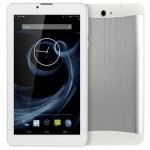 3G Phone Call Tablet PC, 7.0 inch, 512MB+4GB, Android 4.4 MTK6572, Dual SIM, GPS, WIFI, Bluetooth(Silver)