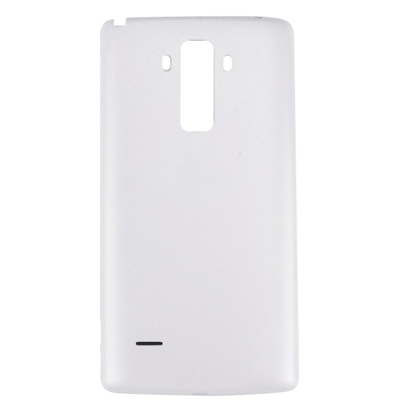 buy popular 22228 f1484 iPartsBuy for LG G Stylo / LS770 / H631 & G4 Stylus / H635 Back Cover with  NFC Chip(White)