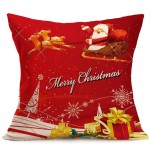 Car Linen Cover PP Cotton Filling Seat Hug Pillow(Random Color Delivery)