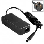 UK Plug AC Adapter 19.5V 3.34A 65W for Dell Notebook, Output Tips: 7.9x5.0mm