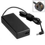 UK Plug AC Adapter 19.5V 4.1A 80W for Sony Laptop, Output Tips: 6.0x4.4mm