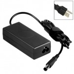 US Plug AC Adapter 19.5V 3.34A 65W for Dell Notebook, Output Tips: 7.9x5.0mm