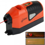 Laser Straight level meter (Orange)