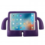 Coque souple iPad 2017 Modèle universel TV EVA Little Hands antichocs Housse de protection 9.7 2017 et Air & 2 Violet - wewo...