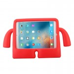 Universal EVA Little Hands TV Model Shockproof Protective Cover Case for iPad 9.7 (2017) & iPad Air & iPad Air 2(Red)
