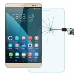 0.4mm 9H+ Surface Hardness 2.5D Explosion-proof Tempered Glass Film for Huawei MediaPad X2
