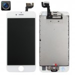 iPartsBuy 4 in 1 for iPhone 6s (Front Camera + LCD + Frame + Touch Pad) Digitizer Assembly(White)