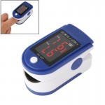 RZ201 Monitor Fingertip Blood Oxygen Saturation Pulse Oximeter with LED Display, Display, CE & ROHS Certificates
