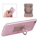 Universal 360 Degree Rotation Ring Phone Holder Stand for Tablet / iPhone / Huawei / Samsung / Xiaomi and More Mobile Phones (Go