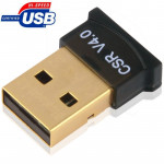 Micro Bluetooth 4.0 USB Adapter noir V4.0, Distance de transmission: 30m - Wewoo