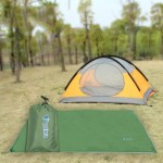 Outdoor Oxford Cloth Camping Mat Tent Blanket Sun Pergola Shelter Awning Picnic Mattress Camping Cushion, XS Size: 115x220cm(Arm