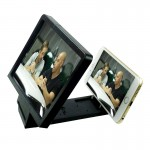 Mobile Phone 3D Video Folding Enlarged Screen Expander Stand for iPhone 6 & 6 Plus, iPhone 5, Samsung Galaxy S6 / S5 / HTC / Nok