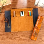 Simple Style Korean Style Creative Stationery Bag Pencil Bag