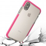 For iPhone 8 Basketball Texture Anti-collision TPU Protective Case, Small Quantity Recommended Before iPhone 8 Launching (Magent