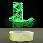 Luminous Tape Green Glow In Dark Wall Sticker Luminous Photoluminescent Tape Stage Home Decoration, Size: 3cm x 10m