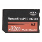 32GB Memory Stick Pro Duo HX Memory Card - 30MB PER Second High Speed, for Use with PlayStation Portable (100% Real Capacity)