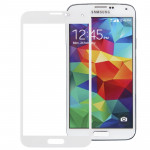 For Samsung Galaxy S5 / G900 Original Front Screen Outer Glass Lens(White)