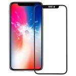 iPartsBuy for iPhone X Original Front Screen Outer Glass Lens