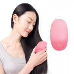 Original Xiaomi Yueli Portable Negative Ion Massage Comb (Matte Bright Red)