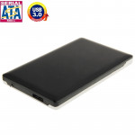 High Speed 2.5 inch HDD SATA & IDE External Case, Support USB 3.0(Black)