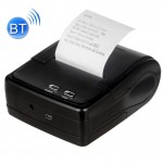 Etiqueteuse noir Portable 58mm Bluetooth Receipt 8-broches Matrix Printer - Wewoo