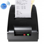 QS-7601 Portable 76mm Bluetooth Receipt 9-pin Matrix Printer(Black)