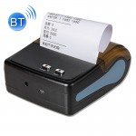 QS-8001 Portable 80mm Bluetooth POS Receipt Thermal Printer (Black)