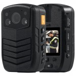 ZF902 HD 2.0 inch Display IP56 Waterproof Mini DVR Law Enforcement Recorder with Night Vision(Black)
