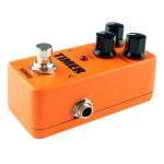 KOKKO FDD2 Mini Electric Guitar Digital Delay Effects Pedal Timer (Orange)