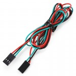 LDTR - YJ028 / B 3-Pin Female to Female Wire Jumper Cable for Arduino / 3D Printer