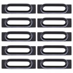 10 PCS iPartsBuy for iPhone 7 Charging Port Retaining Brackets(Black)