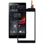 iPartsBuy Touch Screen Part for Sony Xperia SP / M35h(Black)