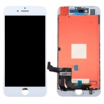 iPartsBuy 3 in 1 for iPhone 8 Plus (LCD(AUO) + Frame + Touch Pad) Digitizer Assembly(White)