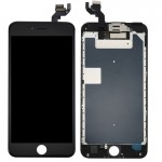 iPartsBuy 4 in 1 for iPhone 6s Plus (Front Camera + LCD (Century) + Frame + Touch Pad) Digitizer Assembly(Black)