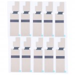 10 Sets iPartsBuy for iPhone 8 Motherboard Front Stickers