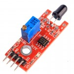 760nm to 1100nm Wavelengths 60 Degree Detection Flame Sensor Module for Robot