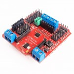 Xbee Sensor Expansion Shield V5 with RS485 BlueBee Bluetooth Interface for Arduino